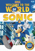 Image: Welcome to the World of Sonic SC  - Random House Books For Young R