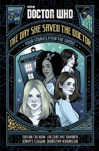 Image: Doctor Who: Day She Saved the Doctor HC  - Penguin Group (Uk)