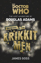 Image: Doctor Who and the Krikkitmen HC  - Penguin Group (Uk)