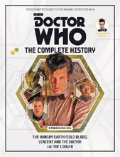 Image: Doctor Who Complete History Vol. 66: 11th Doctor Stories  (209-211) HC - Hachette Partworks