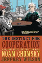 Image: Instinct for Cooperation: Conversation with Chomsky GN  - Seven Stories Press