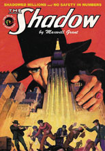 Image: Shadow Double-Novel Vol. 128: Shadowed Millions  - Sanctum Productions