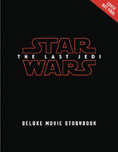 Image: Star Wars: Last Jedi Storybook HC  - Disney Lucasfilm Press
