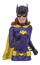 Image: Batman 1966 Bust Bank: Batgirl  - Diamond Select Toys LLC