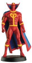 Image: DC Superhero Best of Figure Collectible Magazine #51 (Red Tornado) - Eaglemoss Publications Ltd
