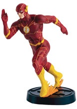 Image: DC All Stars Figure Collectible #2 (Flash Fastest Man Alive) - Eaglemoss Publications Ltd