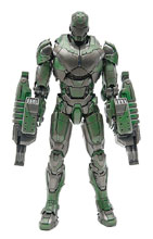 Image: Iron Man 3 Diecast Action Figure: Mark XXVI Gamma  (1/12 scale) - Comicave Toys Lcc