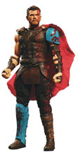 Image: One-12 Collective Marvel Action Figure: Thor Ragnarok - Thor  - Mezco Toys