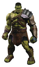 Image: One-12 Collective Marvel Action Figure: Thor Ragnarok - Gladiator Hulk  - Mezco Toys