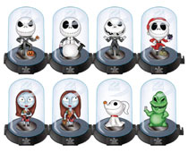 Image: Nightmare Before Christmas Domez 24-Piece Blind Mystery Box Display  - Ucc Distributing