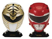 Image: Mighty Morphin Power Rangers Legacy Helmet Collection Assortment B  (1/4 Scale) - Bandai America
