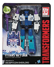 Image: Transformers Titans Return Leader Action Figure Assortment 201703  - Hasbro Toy Group