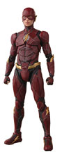 Image: Justice League Movie S.H.Figuarts Action Figure: Flash  - Tamashii Nations