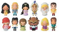Image: Disney Series 14 Laser Cut Figural Keyring 24-Piece Blind Mystery Box Display  - Monogram Products