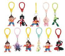 Image: Steven Universe Figure Hangers 24-Piece Blind Mystery Box Display  - Ucc Distributing