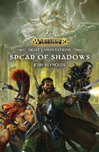 Image: Warhammer Prose Novel: Spear of Shadows SC  - Black Library