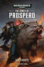 Image: Warhammer 40K Prose Novel: Ashes of Prospero SC  - Black Library