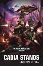 Image: Warhammer 40K Prose Novel: Cadia Stands SC  - Black Library