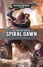 Image: Warhammer 40K Prose Novel: Cult Spiral Down SC  - Black Library