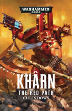 Image: Warhammer 40K Prose Novel: Kharn Red Path SC  - Black Library