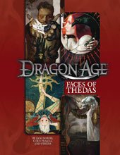 Image: Dragon Age RPG: Faces of Thedas Sourcebook  - Green Ronin Publishing