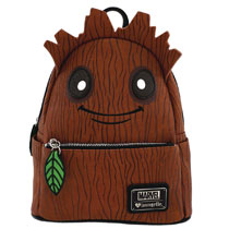 Image: Guardians of the Galaxy Groot Mini-Backpack  - Loungefly