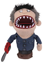 Image: Ash vs. the Evil Dead Possessed Ashy Slashy Puppet Prop Replica  - NECA