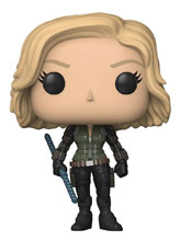 Image: Pop! Avengers Infinity War Vinyl Figure: Black Widow  - Funko