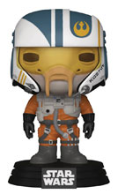 Image: Pop! Star Wars E8 Vinyl Figure: C'ai Threnalli  - Funko