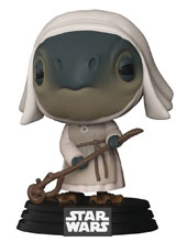 Image: Pop! Star Wars E8 Vinyl Figure: Caretaker  - Funko