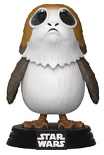 Image: Pop! Star Wars E8 Vinyl Figure: Porg  (sad) - Funko