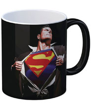 Image: DC Heroes Masterworks Collection Ceramic Mug: Superman  - Sd Toys (Dirac Dist Sl)