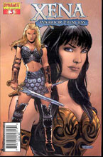Image: Xena #3 - D. E./Dynamite Entertainment