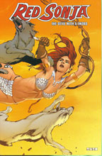 Image: Red Sonja: She-Devil With a Sword Vol. 02 HC  - D. E./Dynamite Entertainment