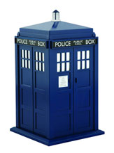 Image: Doctor Who Tardis Cookie Jar  -