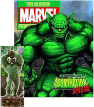 Image: Classic Marvel Figurine Collection Magazine Special: Abomination