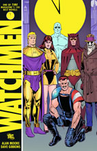 Image: Watchmen - International Edition SC  - DC Comics