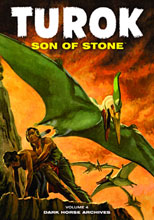 Image: Turok Son of Stone Archives Vol. 04 HC  - Dark Horse