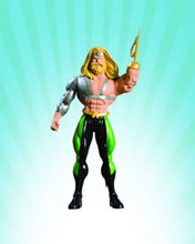 Image: JLA Classified Classic Series 2 Action Figure: Aquaman  -