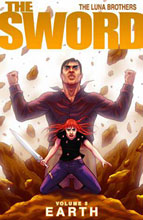 Image: Sword Vol. 03: Earth SC  - Image Comics
