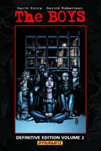Image: Boys Definitive Edition Vol. 02 Slipcased HC  - D. E./Dynamite Entertainment