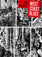 Image: West Coast Blues HC  - Fantagraphics Books