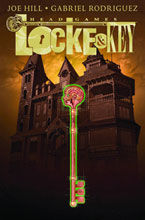 Image: Locke & Key Vol. 02: Head Games HC  - Idea & Design Works LLC