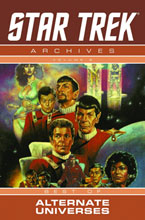 Image: Star Trek Archives Vol. 06: Best of Alternate Universes SC  - IDW Publishing