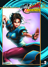 Image: Street Fighter Legends Vol. 02: Chun Li SC  - Udon Entertainment Corp