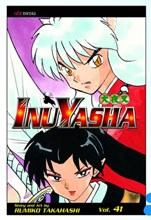 Image: InuYasha Vol. 41 SC  - Viz Media LLC