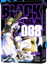 Image: Black Lagoon Vol. 08 GN  - Viz Media LLC