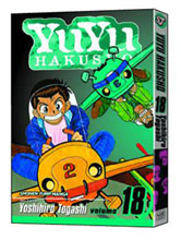 Image: Yu Yu Hakusho Vol. 18 SC  - Viz Media LLC