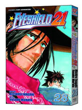 Image: Eyeshield 21 Vol. 28 SC  - Viz Media LLC