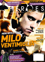 Image: Heroes Magazine #12 (newsstand cover) -
